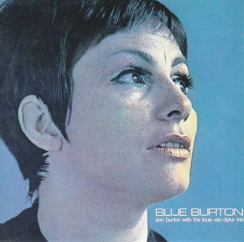 CD Shop - BURTON, ANN BLUE BURTON