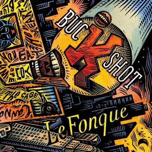 CD Shop - BUCKSHOT LEFONQUE BUCKSHOT LEFONQUE