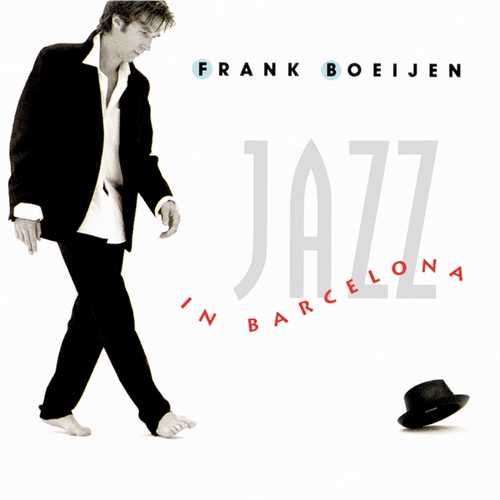 CD Shop - BOEIJEN, FRANK JAZZ IN BARCELONA