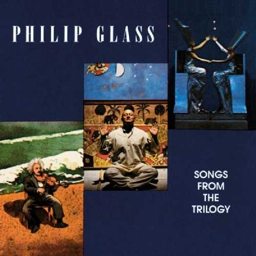 CD Shop - GLASS, PHILIP SONGS FROM THE TRILOGY