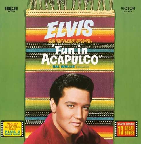 CD Shop - PRESLEY, ELVIS FUN IN ACAPULCO