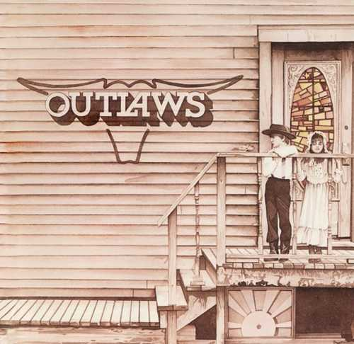CD Shop - OUTLAWS OUTLAWS