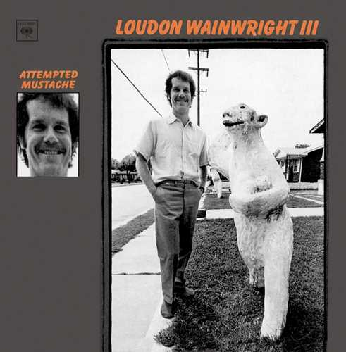 CD Shop - WAINWRIGHT, LOUDON -III- ATTEMPTED MUSTACHE