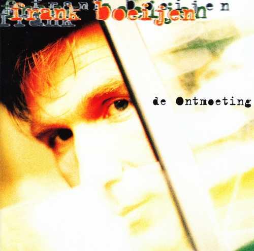 CD Shop - BOEIJEN, FRANK DE ONTMOETING