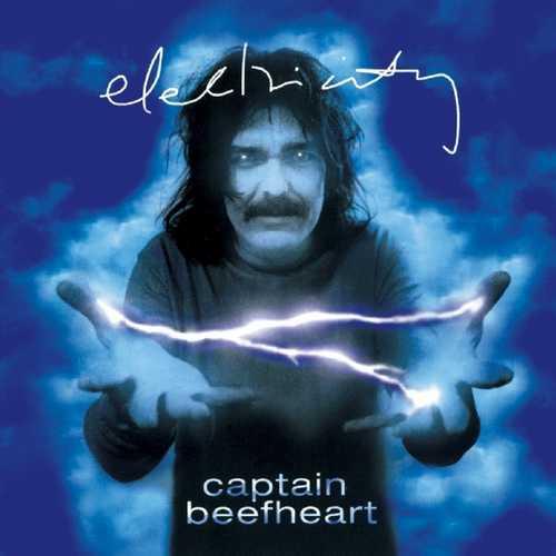 CD Shop - CAPTAIN BEEFHEART ELECTRICITY