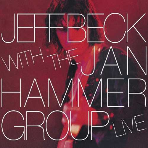 CD Shop - BECK, JEFF/JAN HAMMER LIVE