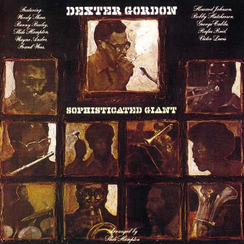 CD Shop - GORDON, DEXTER SOPHISTICATED GIANT