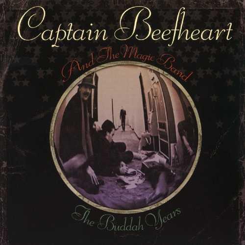 CD Shop - CAPTAIN BEEFHEART BUDDAH YEARS