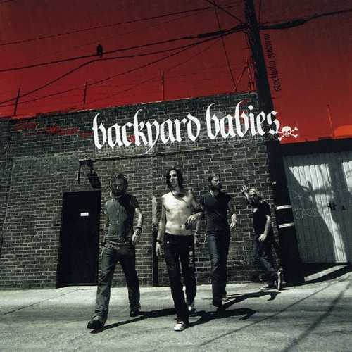 CD Shop - BACKYARD BABIES STOCKHOLM SYNDROME