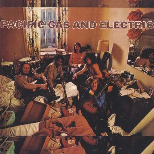 CD Shop - PACIFIC GAS & ELECTRIC PACIFIC GAS & ELECTRIC