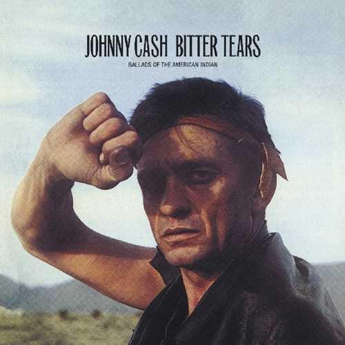 CD Shop - CASH, JOHNNY BITTER TEARS