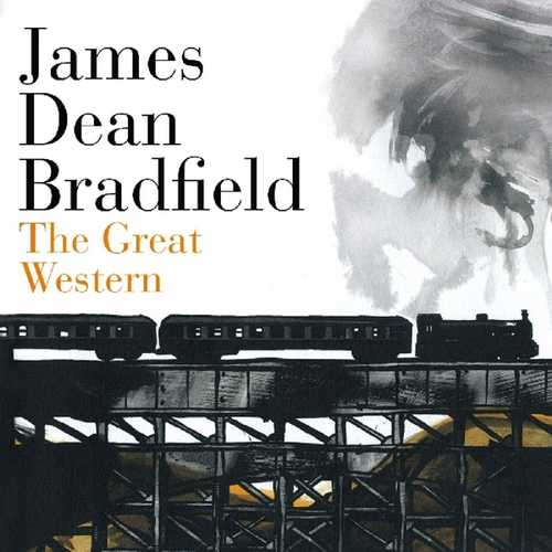 CD Shop - BRADFIELD, JAMES DEAN GREAT WESTERN