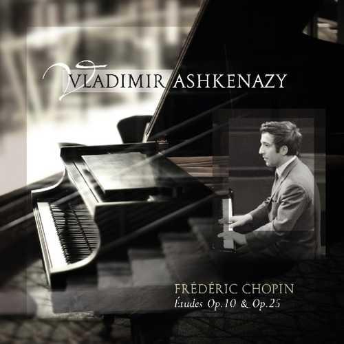 CD Shop - ASHKENAZY, VLADIMIR ETUDES OP.10 & OP.25 -HQ-