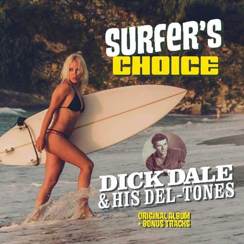 CD Shop - DALE, DICK & DEL-TONES SURFER