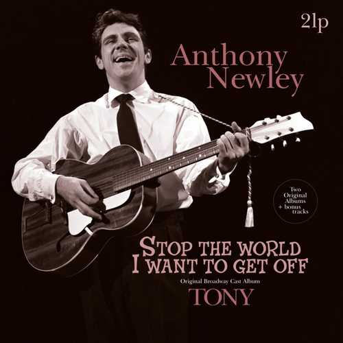 CD Shop - NEWLEY, ANTHONY STOP THE WORLD - I WANT T