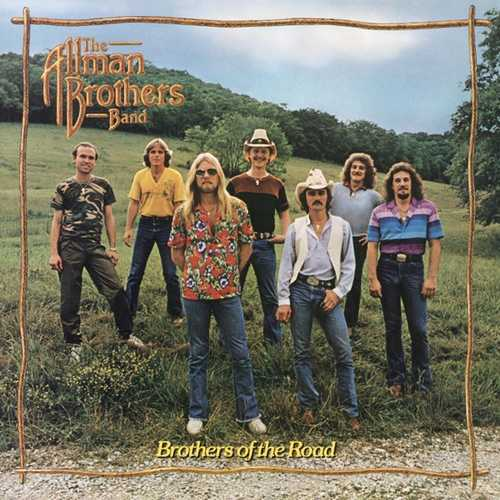 CD Shop - ALLMAN BROTHERS BAND BROTHERS OF THE ROAD -HQ-