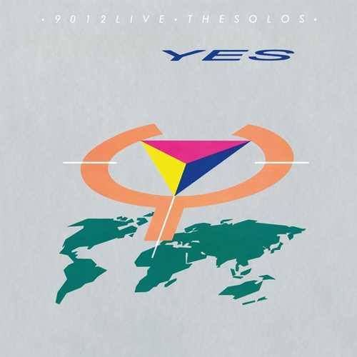 CD Shop - YES 9012 LIVE THE SOLOS