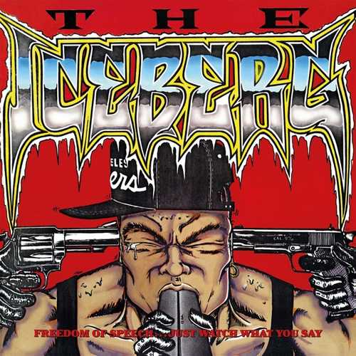 CD Shop - ICE-T ICEBERG/FREEDOM OF.. -HQ-