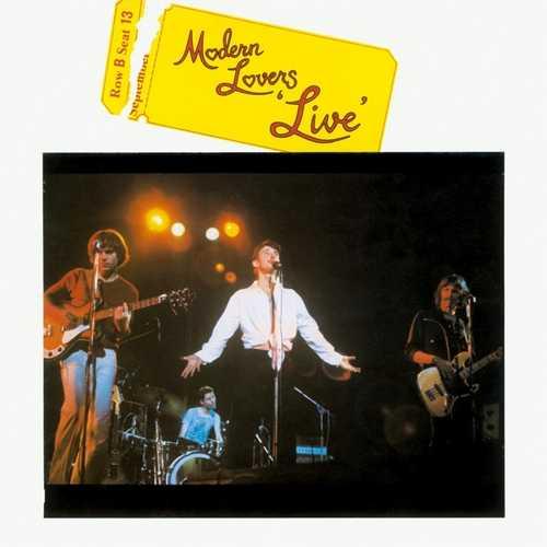 CD Shop - MODERN LOVERS LIVE