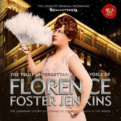 CD Shop - FOSTER JENKINS, FLORENCE TRULY UNFORGETTABLE VOICE OF
