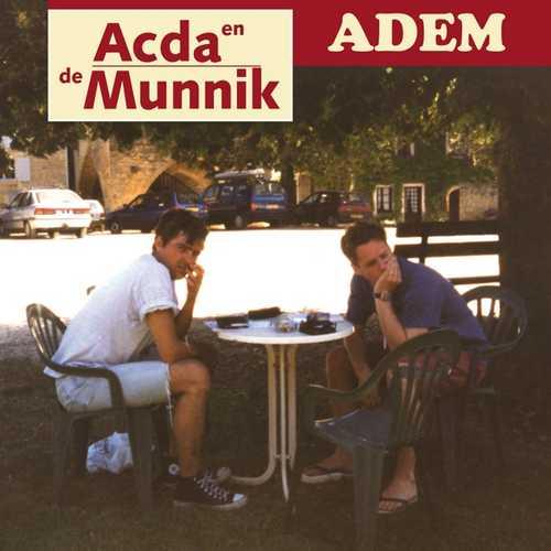 CD Shop - ACDA & DE MUNNIK ADEM-HET BESTE VAN -HQ-