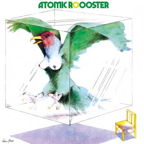 CD Shop - ATOMIC ROOSTER ATOMIC ROOSTER