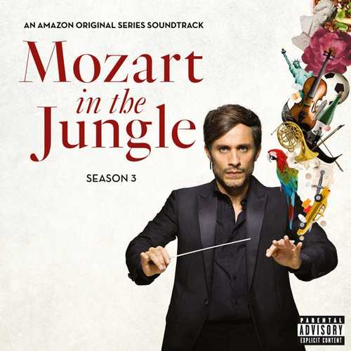 CD Shop - OST MOZART IN THE JUNGLE S3