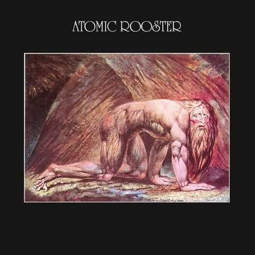 CD Shop - ATOMIC ROOSTER DEATH WALKS BEHIND YOU