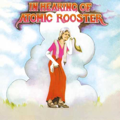 CD Shop - ATOMIC ROOSTER IN HEARING OF -HQ-