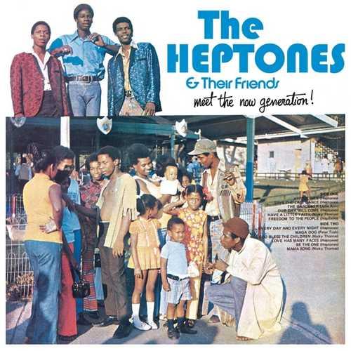 CD Shop - HEPTONES MEET THE NOW.. -HQ-