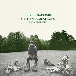 CD Shop - HARRISON GEORGE ALL THINGS MUST PASS