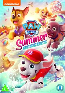 CD Shop - ANIMATION PAW PATROL: SUMMER RESCUES