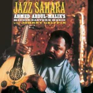 CD Shop - ABDUL-MALIK, AHMED JAZZ SAHARA
