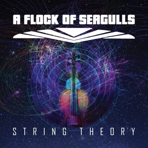 CD Shop - A FLOCK OF SEAGULLS STRING THEORY
