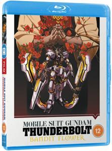 CD Shop - ANIME MOBILE SUIT GUNDAM THUNDERBOLT: BANDIT FLOWER