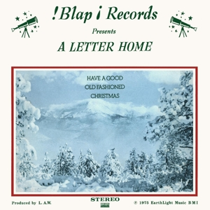 CD Shop - A LETTER HOME HAVE A GOOD OLD FASHIONED CHRISTMAS