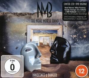 CD Shop - MORSE, NEAL -BAND- Innocence & Danger