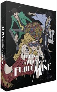 CD Shop - ANIME LUPIN THE 3RD: THE WOMAN CALLED FUJIKO MINE