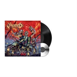 CD Shop - ABORTED ManiaCult