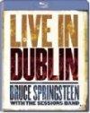 CD Shop - SPRINGSTEEN, BRUCE LIVE IN DUBLIN