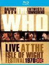 CD Shop - WHO LIVE AT THE ISLE OF WIGHT