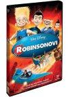 CD Shop - TAJOMSTVO ROBINSONOVCOV S.E. DVD (SK) - EDíCIA DISNEY KLASICKé ROZPRáVKY