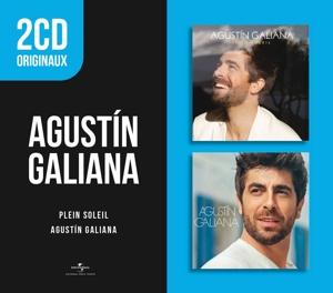CD Shop - AGUSTÍN GALIANA PLEIN SOLEIL / AGUSTIN GALIANA