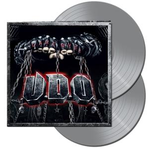 CD Shop - U.D.O. GAME OVER SILVER LTD.