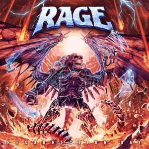 CD Shop - RAGE RESURRECTION DAY