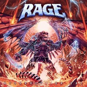 CD Shop - RAGE RESURRECTION DAY LTD.