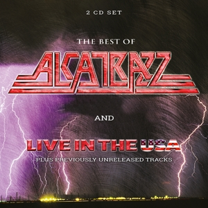 CD Shop - ALCATRAZZ BEST OF / LIVE IN USA