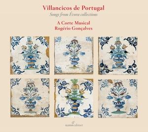 CD Shop - A CORTE MUSICAL / ROGERIO VILLANCICOS DE PORTUGAL