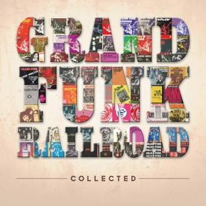 CD Shop - GRAND FUNK RAILROAD COLLECTED