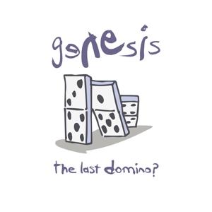 CD Shop - GENESIS THE LAST DOMINO